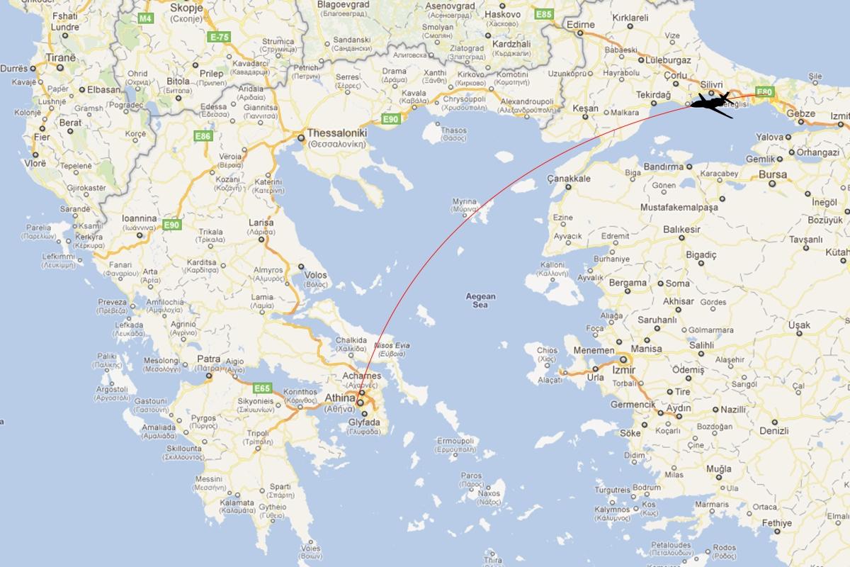 Istanbul - Athens - Thessaloniki