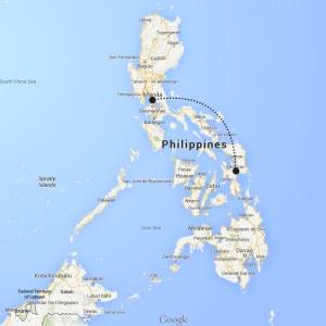 Manila - Tacloban