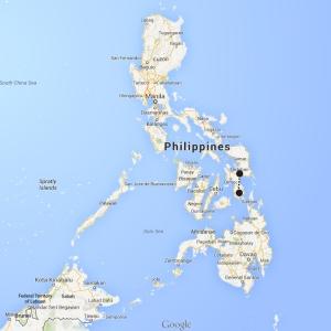 Tacloban - Sogod Bay