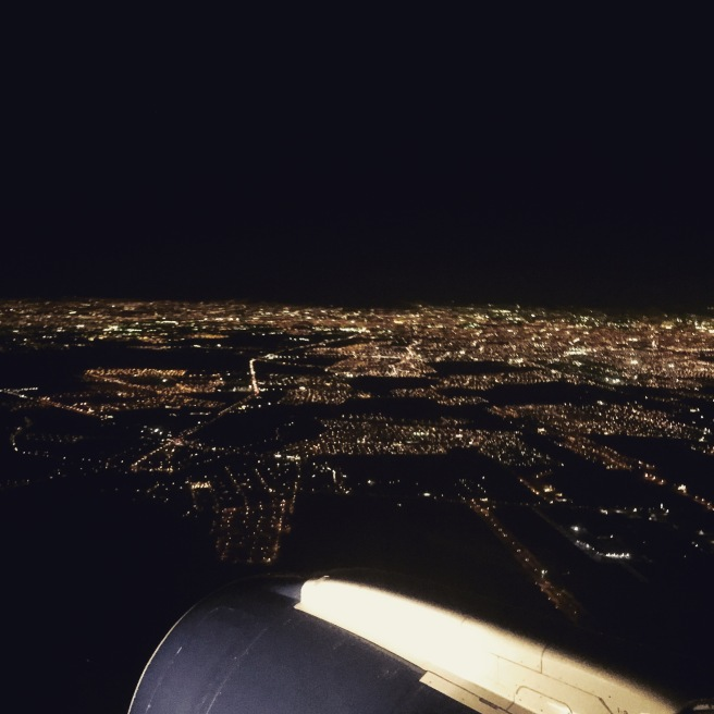 Monterrey at night!